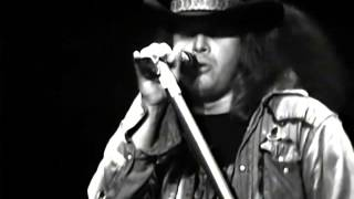 Lynyrd Skynyrd • Cry For The Bad Man  Live 76