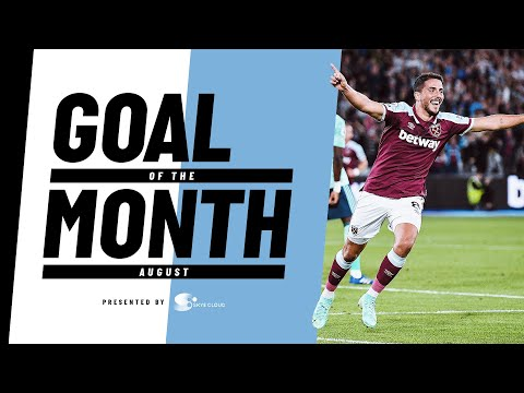 ANTONIO UNSTOPPABLE |  GOAL FOR THE MONTH OF AUGUST