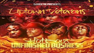 Hot Boys - Uptown Veterans (Unfinished Business) [Full Mixtape]