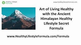 What is healthy lifestyle secrets formula? - formula webinar