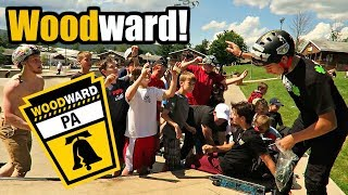 INSANE WOODWARD SCOOTER DEMO!