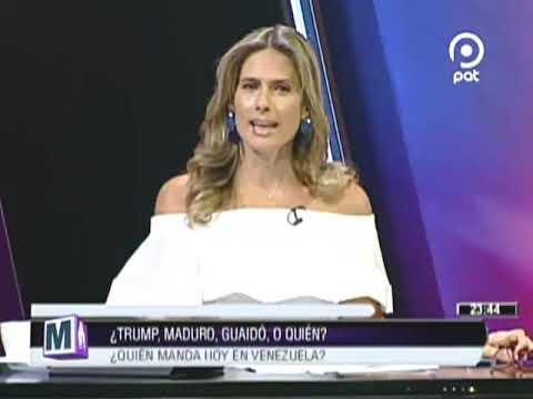 VIDEO EN NM]¿Quién manda en VENEZUELA? La palabra de ÓSCAR ORTIZ en NM