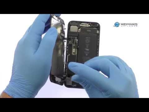 iPhone 7 Take Apart Repair Guide - RepairsUniverse