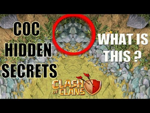 (HINDI) Clash of clans New Hidden Secrets 2018