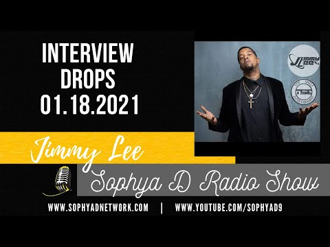 #Unconscious #HitMaker #TSETopShelfEnt Sophya D Radio | Jimmy Lee | Unconscious Album | Episode 2