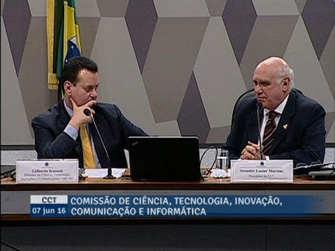 Gilberto Kassab ressalta importância de avanços na ciência no Brasil