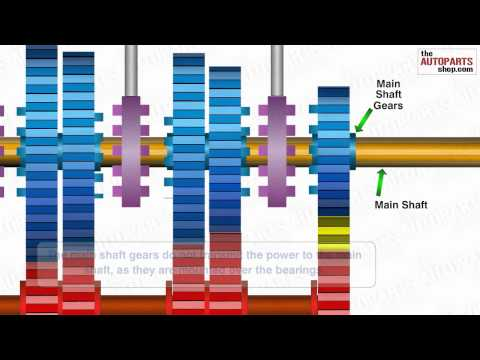 How Car Transmission System Works