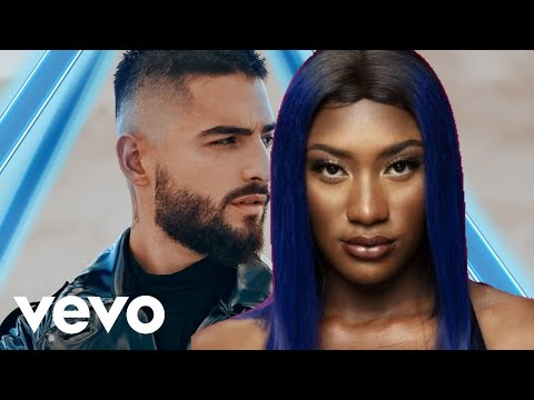 AYA NAKAMURA feat. MALUMA – DJADJA Remix (Music Video)