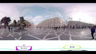 Fəvvarələr Meydanı /// V360(, 2016-01-16T11:15:53.000Z)