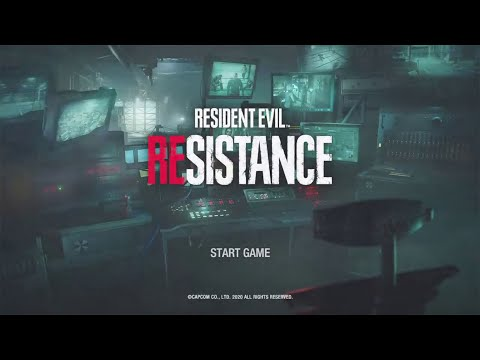 Resident Evil 3 Resistance Beta - Tutorial #01 [German/Deutsch]