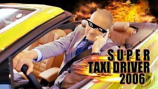 Super Taxi Driver 2006 #1  - Janek w Złotym Ferrari