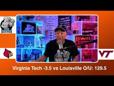 Virginia Tech vs Louisville 3/3/21 Free College Basketball Pick and Prediction CBB Betting Tips