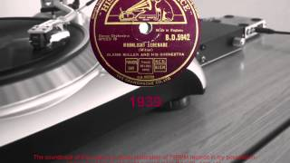 Glenn Miller - Moonlight Serenade (1939) 78RPM with Free Download Link