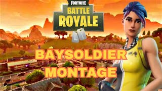 How BaySoldier Really Plays Fortnite
