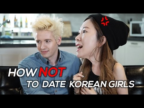 How NOT To Date Korean Girls