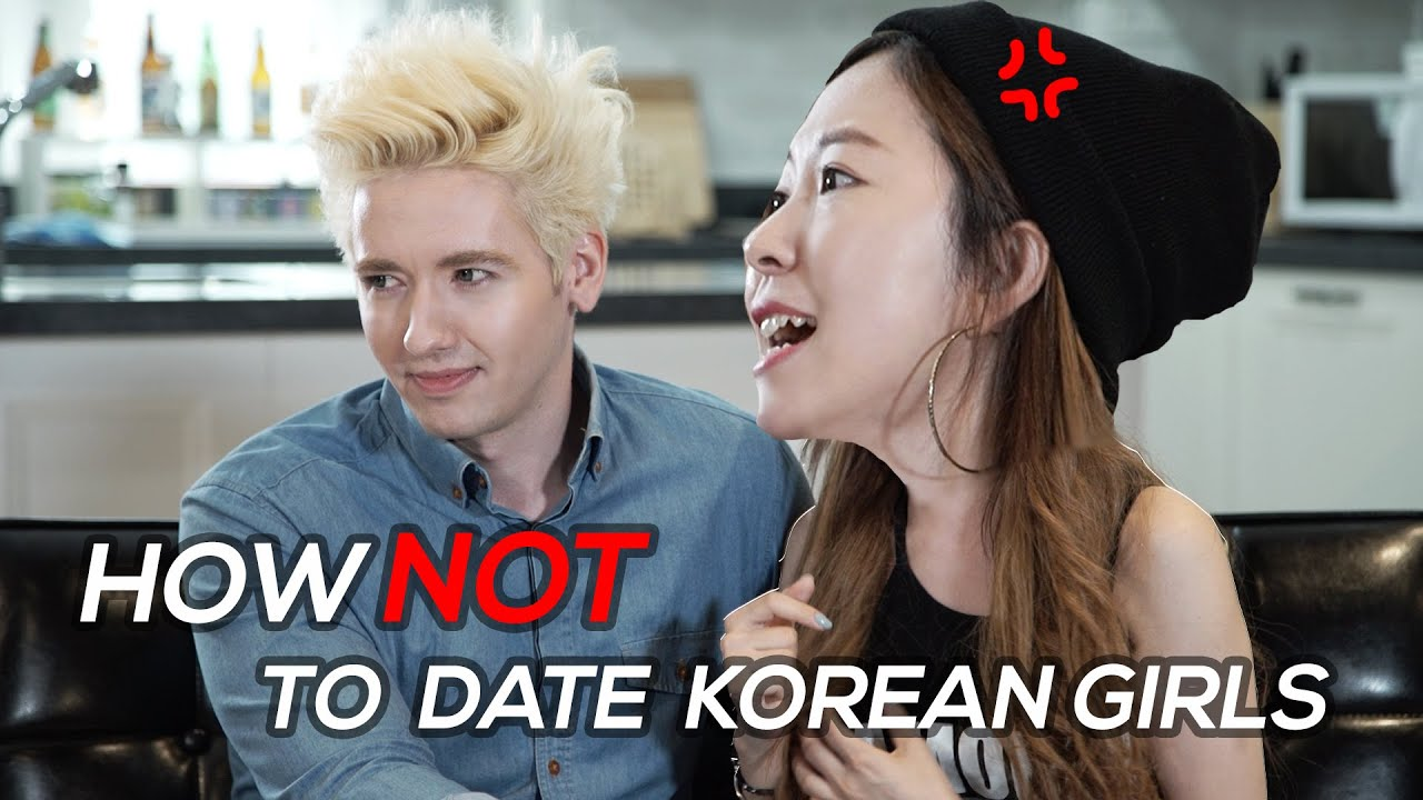 how to date in korea