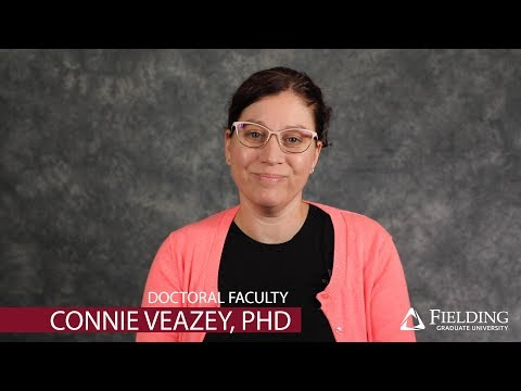 Clinical Psychology Doctoral Faculty | Connie Veazey, PhD | Fielding Graduate University