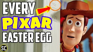 Every PIXAR Easter Egg: From Toy Story to Onward