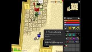 RotMG Gameplay: Chasing Jariel, Dying Thessal, Candyland, Cemetery & Tombs