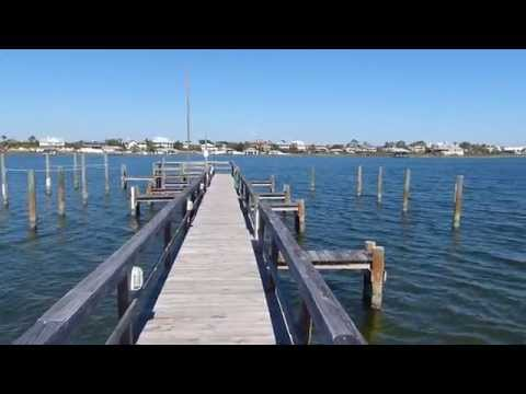 Molokai Villas Perdido Key FL Video of Docks