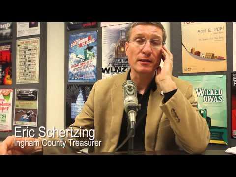 Eric Schertzing - Lansing Online News Radio 4-13-2015