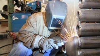Como hacer una maquina de soldar casera