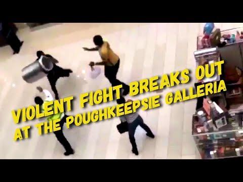 Poughkeepsie Galleria Fight