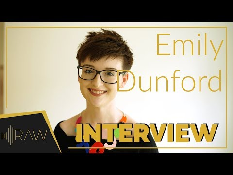 Emily Dunford (Postgraduate Officer) | RAW Interviews