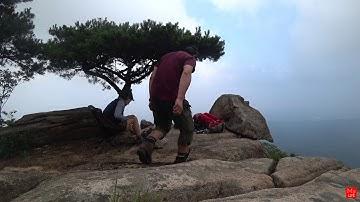 백패킹/베스트박지/최고의 비박지/Backpacking Best  Place KOREA