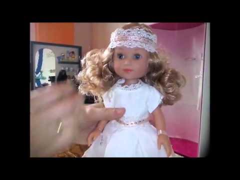 Muñeca Vestida de Comunión de Arias [Review]