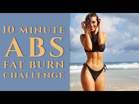 MY ABS & FAT BURN ROUTINE | 15 mins | DAY 5- CHALLENGE 5 from YouTube · Duration:  15 minutes 48 seconds