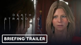 Death Stranding - Briefing Trailer