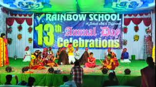 Rainbow School 4th Edison Dance 13  Anniversary Mahabubnagar