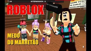 ROBLOX-Ana & Bela, Marretão is the beast! Part 6