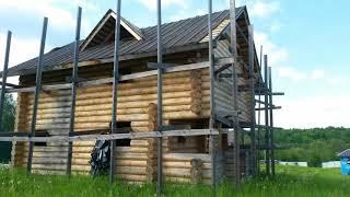 Дом по ПМЖ возле Нары в деревне Игнатьево
