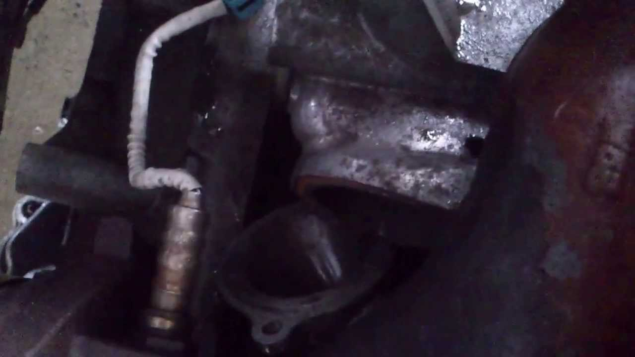 How To Remove Thermostat On A 2002 Chevy Cavalier 2 2 Ecotec Automatic