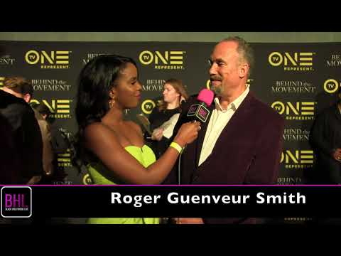 "Roger Guenveur Smith touches on the theme behind the Tv One film ""Behind the Movement"""