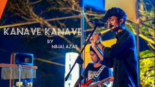 Kanave kanave Sad BGM in David- Flute cover by Nihal Azad💖