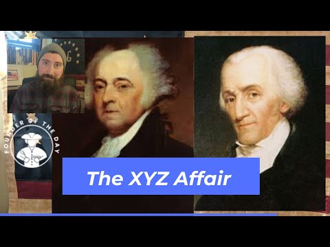 How the XYZ Affair Altered the Career of Elbridge Gerry
