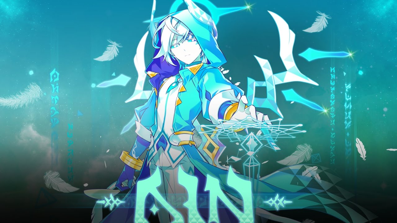 Emotion Wallpaper With Quotes Elsword Players Live Novo Personagem Ain Youtube