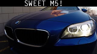 Found a 2013 BMW M5 for my subscribers! Fully loaded and working on deal!
