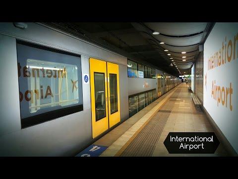 Sydney Trains Vlog 1381: International Airport Part 3