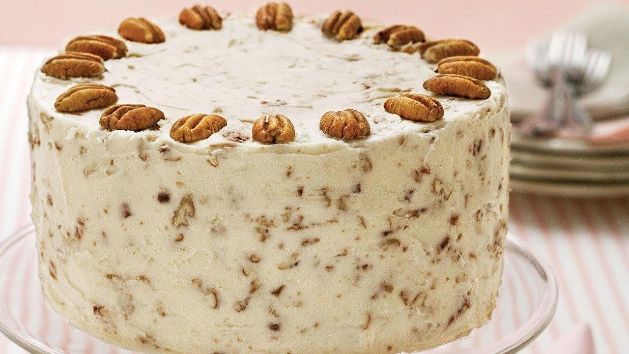 Italian Cream Cake Southern Living Youtube