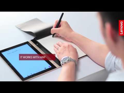 YOGA BOOK с функцией графического планшета