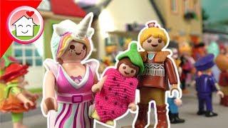 Playmobil Familie Hauser - Kostüme für Karneval Fastnacht Fasching - Kinder Spielzeug