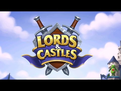 Lords & Castles (iOS/Android) Gameplay HD