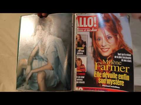 COLLECTION : Mylène FARMER - Presse 1999/2000