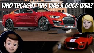homepage tile video photo for The 2020 GT500 unveiling was BAD!