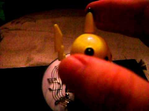 Pikachu Orgel/Music Box