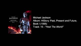 Gambar cover Heal The World